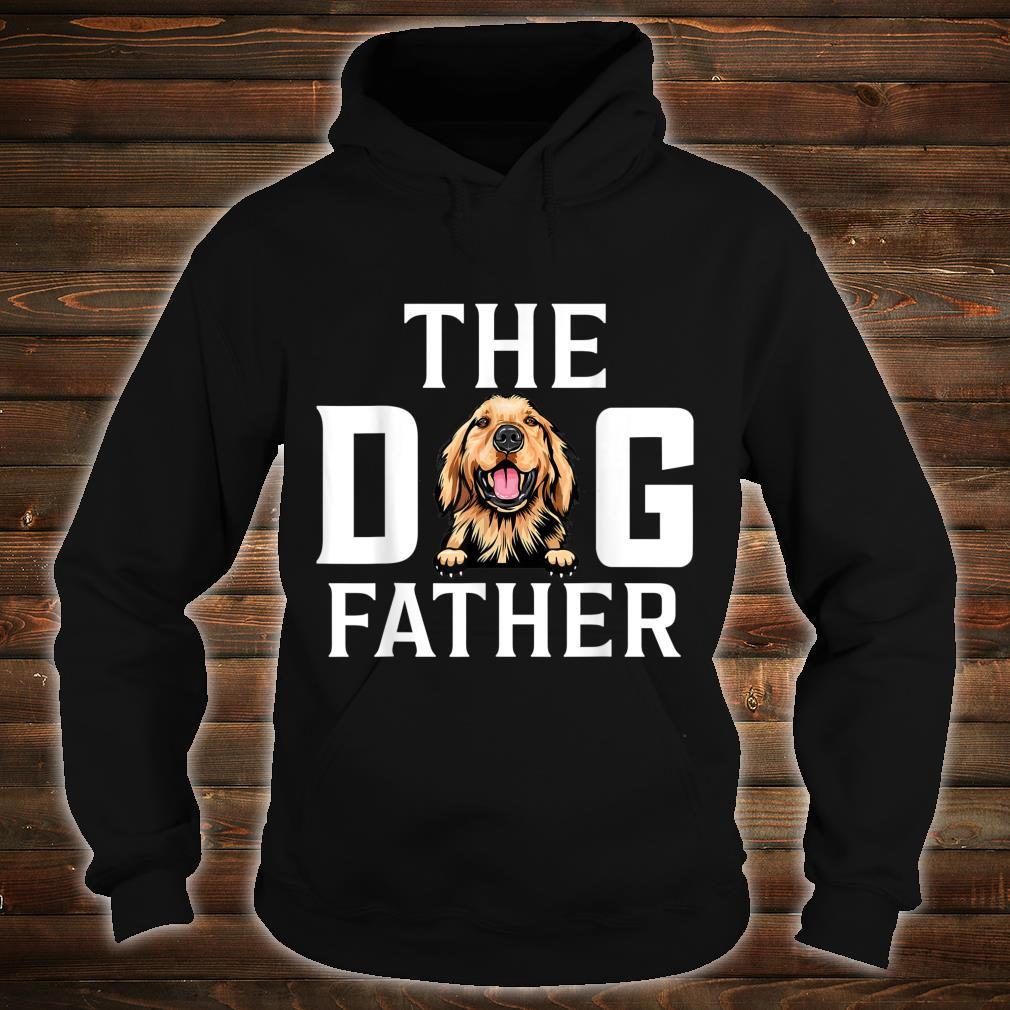 The Dogfather Basset hound Dog Owner Father Day Shirt hoodie